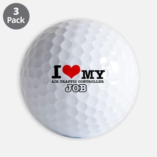 Air Traffic Controllers Job Designs Golf Ball