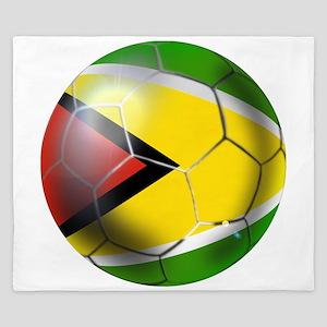 Guyana Football King Duvet