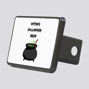 witchs halloween brew Hitch Cover