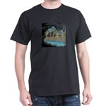 Trees by the sea 2 Dark T-Shirt
