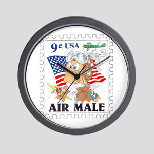 AIR MALE Wall Clock