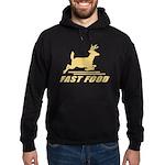 Fast Food Deer Hoodie