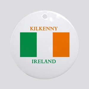 Kilkenny Ireland Ornament (Round)