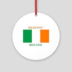 Kilkenny Ireland Ornament (Round)