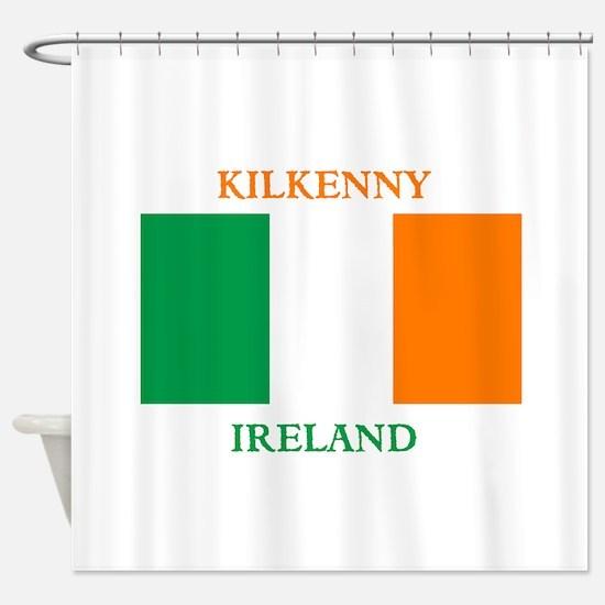 Kilkenny Ireland Shower Curtain