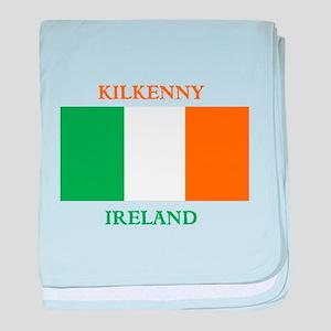 Kilkenny Ireland baby blanket
