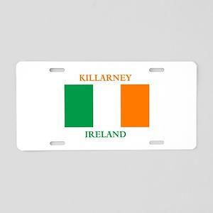 Killarney Ireland Aluminum License Plate