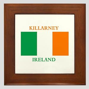 Killarney Ireland Framed Tile