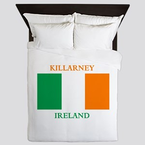Killarney Ireland Queen Duvet