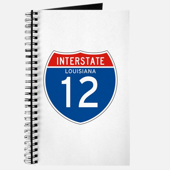 Interstate 12 - LA Journal