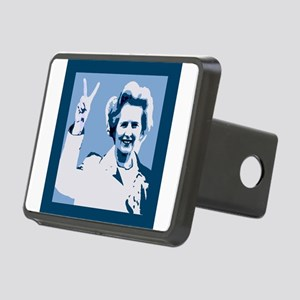 MAGGIE THATCHER VICTORY PRINT Hitch Cover