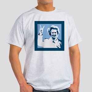 MAGGIE THATCHER VICTORY PRINT T-Shirt