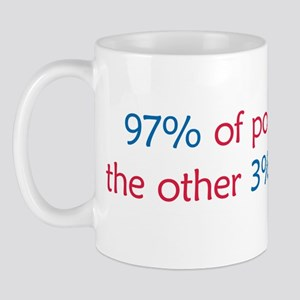 Anti-Incumbent Politician Mug
