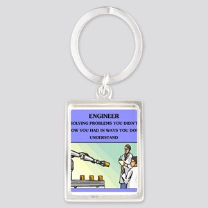 engineer engineering jo Keychains
