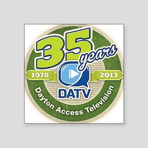 DATV 35th Anniversary Sticker