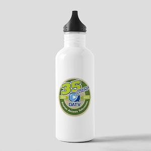 DATV 35th Anniversary Water Bottle