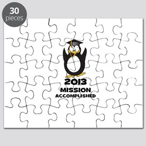 2013 Grad Mission Accomplished Puzzle