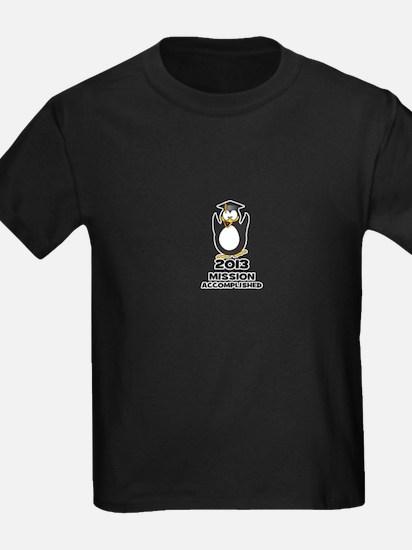 2013 Grad Mission Accomplished T-Shirt