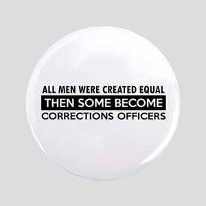 """Correction Officers Designs 3.5"""" Button"""