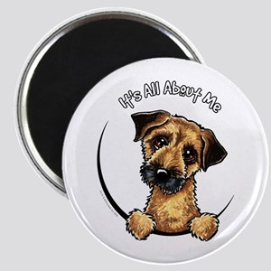 "Border Terrier IAAM 2.25"" Magnet (10 pack)"