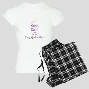 Keep Calm and Call your Fairy Godmother Pajamas