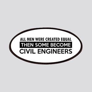 Civil Engineers Designs Patches