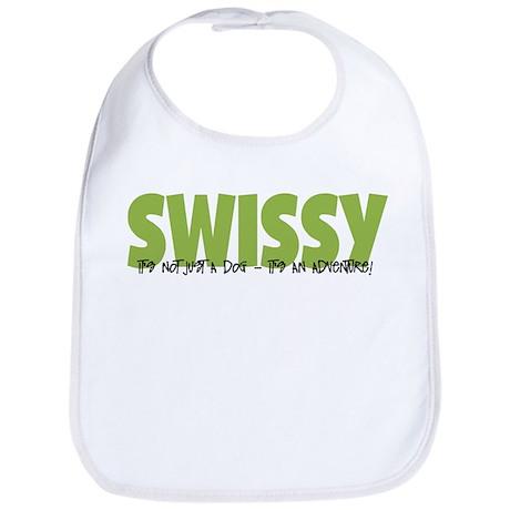 Swissy IT'S AN ADVENTURE Bib