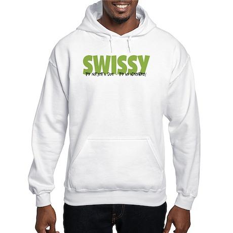 Swissy IT'S AN ADVENTURE Hooded Sweatshirt