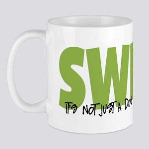 Swissy IT'S AN ADVENTURE Mug