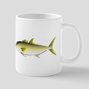 Greater Amberjack fish Mug