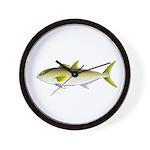 Greater Amberjack fish Wall Clock