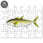 Greater Amberjack fish Puzzle
