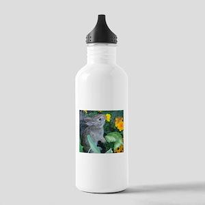 baby bunny Water Bottle