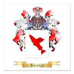 Borrego Square Car Magnet 3