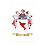 Borrego Sticker (Rectangle 50 pk)