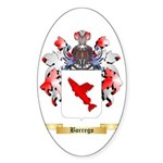 Borrego Sticker (Oval)