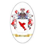 Borrego Sticker (Oval 50 pk)