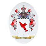 Borrego Ornament (Oval)
