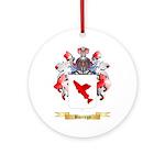 Borrego Ornament (Round)