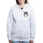 Borras Women's Zip Hoodie