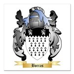 Borras Square Car Magnet 3