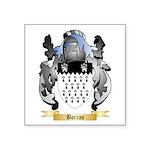 Borras Square Sticker 3