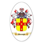 Borough Sticker (Oval)