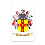 Borough 35x21 Wall Decal