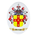 Borough Ornament (Oval)