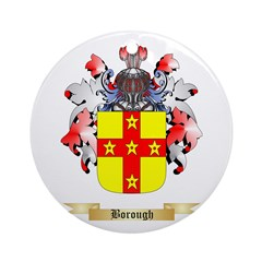 Borough Ornament (Round)