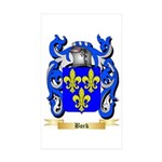 Bork Sticker (Rectangle 50 pk)