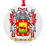 Borjas Round Ornament