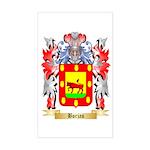Borjas Sticker (Rectangle)