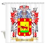 Borjas Shower Curtain